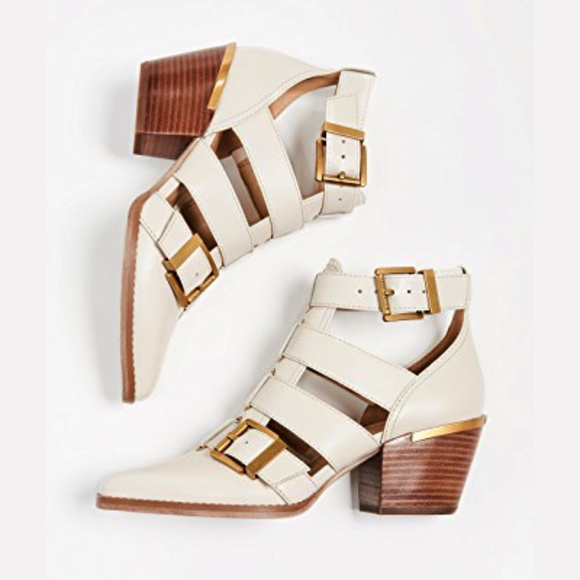 Michael Kors Griffin Cage Booties 75